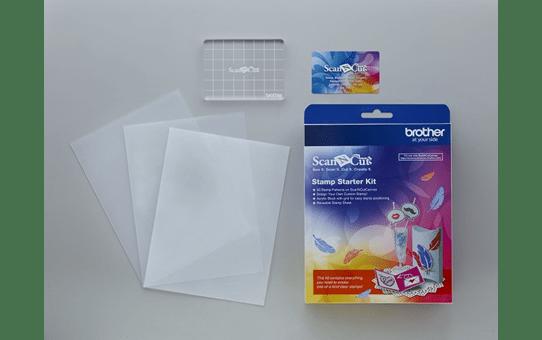 CASTPKIT1: ScanNCut Stamp Starter Kit