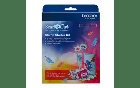 CASTPKIT1: ScanNCut Stamp Starter Kit  2