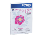 PE Design Plus2 Embroidery Software