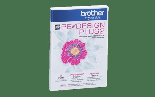 PE Design Plus2 Embroidery Software