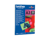 Genuine Brother BP71GA3 Glossy A3 Photo Paper