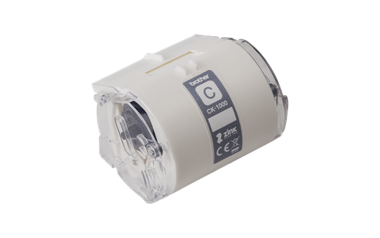 Genuine Brother CK1000 print head cleaning roll, 50mm wide