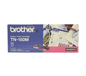 TN150M magenta standard yield toner (1,500 pages) for Brother laser printer