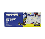 TN155Y yellow high yield toner (4,000 pages) for Brother laser printer