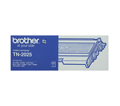 TN2025 black standard yield toner (2,500 pages) for Brother laser printer