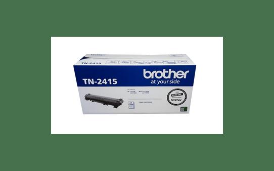 TN2415 black standard yield toner (1,200 pages) for Brother laser printer