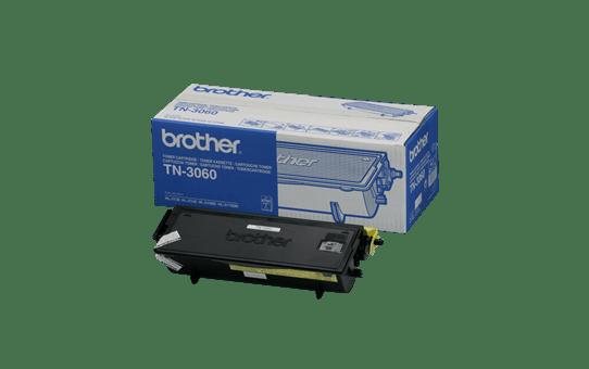 Genuine Brother TN-3060 High Yield Toner Cartridge – Black