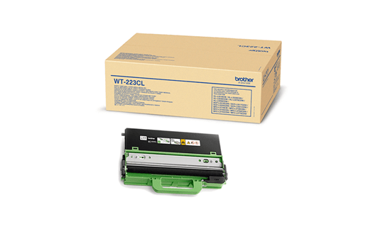 Genuine Brother WT223CL Waste Toner Unit 2