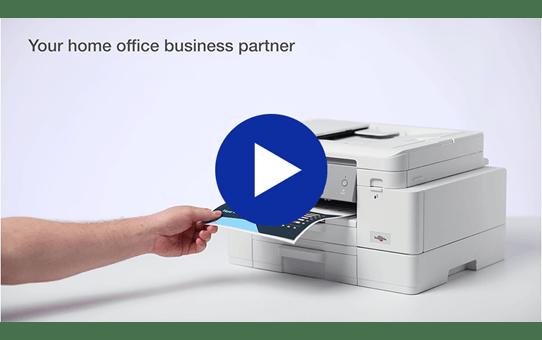 MFC-J4540DW all-in-one wirelesscolour inkjet printer 6